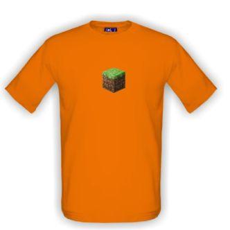 8bcbf7cb40a Trička Minecraft