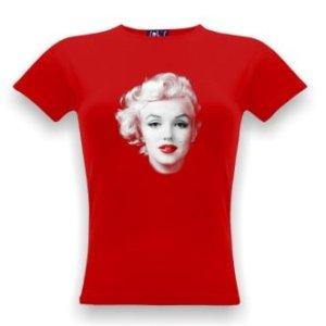 Tričko s obrázkem Marilyn Monroe