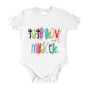 Body pro miminka Tatínkův miláček