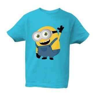 Dětské tričko s potiskem Mimoň