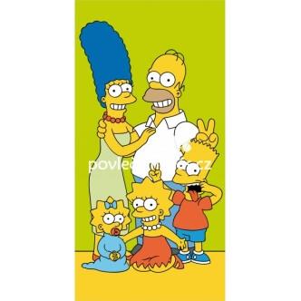 Froté osuška Simpsonovi