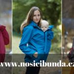 Bundy na nošení dětí ochrání před nepohodou