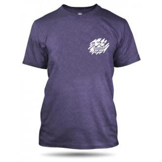 Fialové tričko Jirka Král fixa