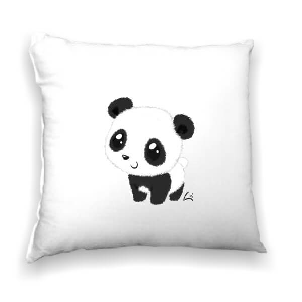 Polštář sobrázkem pandy