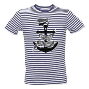 Tričko s potiskem Captain awesome