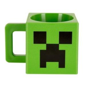 Hrnek s potiskem Minecraft - Creeper