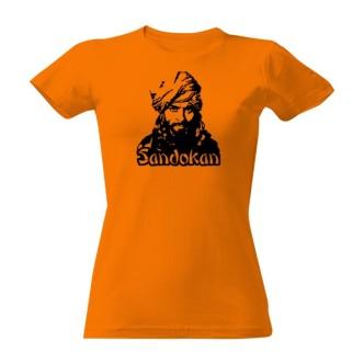 Tričko s potiskem Sandokan
