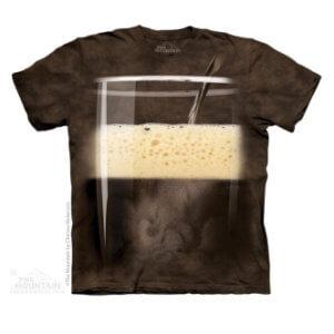 Tričko s potiskem Černé pivo
