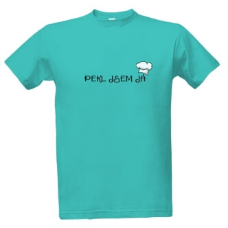Tričko s potiskem pro tatínky Pekl jsem já