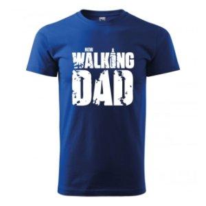 Tričko s potiskem pro tatínky New Walking Dad