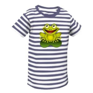Dětské vodácké tričko Žabák