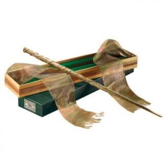 Hůlka Hermiony v krabičce od Olivandera