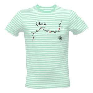 Tričko s potiskem Tok Otavy