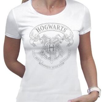 Tričko s potiskem Harry Potter - Bradavice