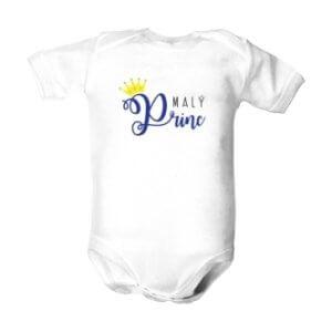 Dětské body s potiskem Malý princ