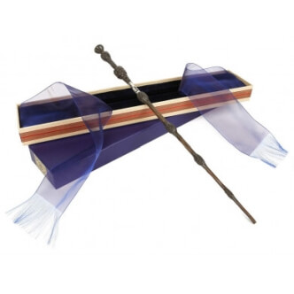 Brumbálova hůlka v krabičce od Olivandera