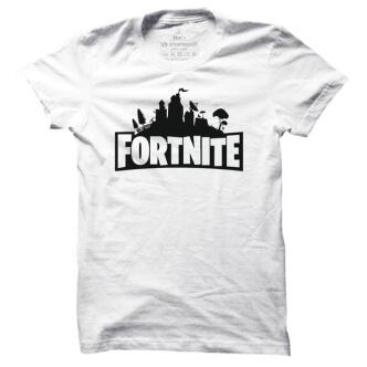 Tričko s potiske Fortnite Battle Royale