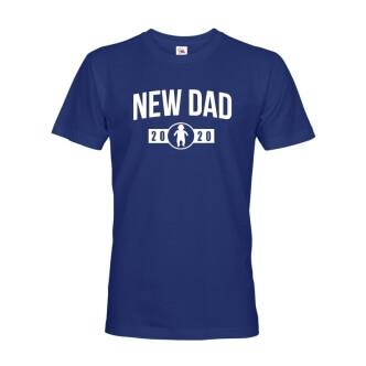 Tričko s potiskem New dad