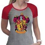 Dámské tričko Harry Potter Nebelvír