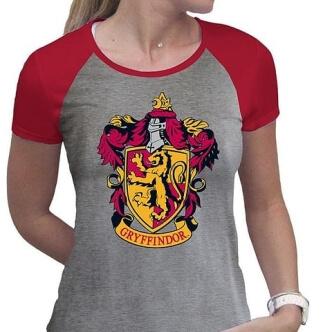 Tričko s potiskem Harry Potter Nebelvír