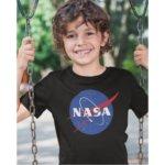 Dětské tričko NASA