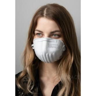 Nanovlákenný respirátor FFP3
