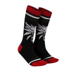Ponožky s potiskem Zaklínač