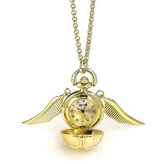 Přívěsek s hodinkami Harry Potter Zlatonka